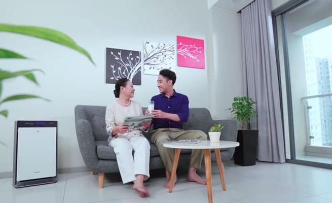 3 Bí quyết cải thiện chất lượng không khí trong nhà hiệu quả, tiết kiệm