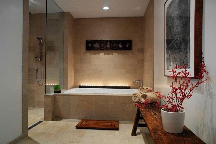 Cách cải thiện không gian phòng tắm không cửa sổ-1