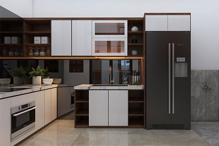 Mẫu bố trí nội thất chung cư hiện đại giúp tối ưu không gian-3
