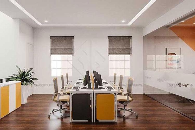 Cách bố trí nội thất văn phòng đẹp đang được tìm kiếm nhiều nhất-2