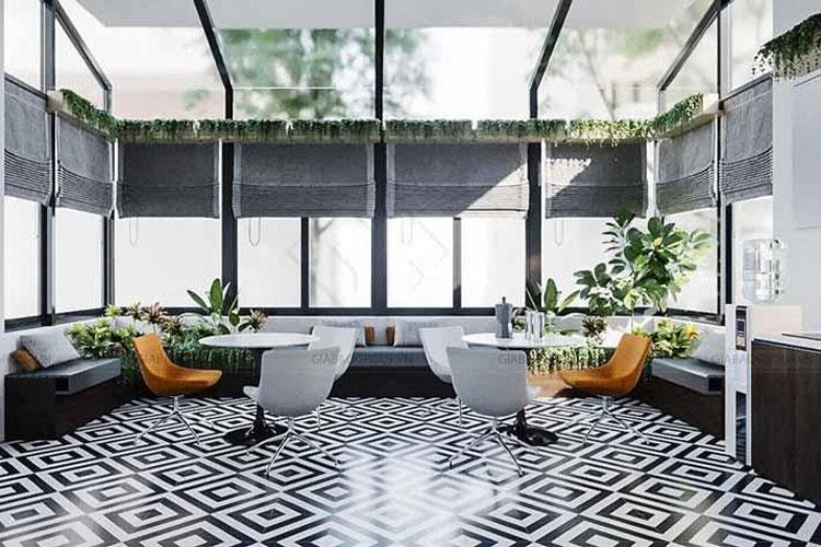 Cách bố trí nội thất văn phòng đẹp đang được tìm kiếm nhiều nhất-3