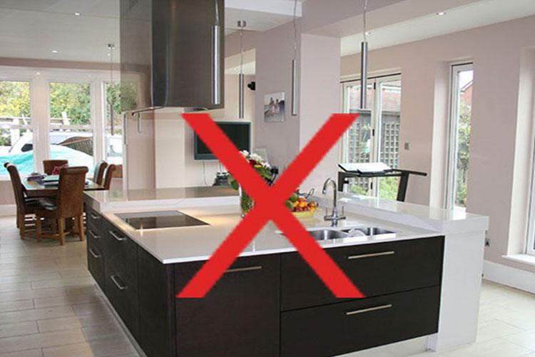 Những quy tắc phong thủy nhà bếp cần tránh để mang tài lộc về nhà-1