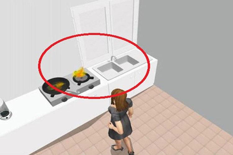 Những quy tắc phong thủy nhà bếp cần tránh để mang tài lộc về nhà-4