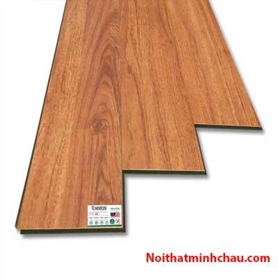 Sàn gỗ Ziccos Z6 8mm cốt xanh Malaysia