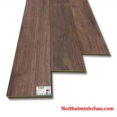 Sàn gỗ Ziccos Z7 8mm cốt xanh Malaysia