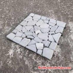 vỉ đá tự nhiên xanh đen MC23