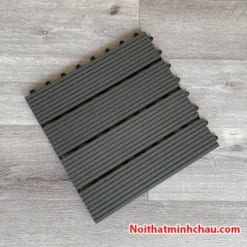 Vỉ gỗ nhựa composite MC02 màu xanh đen