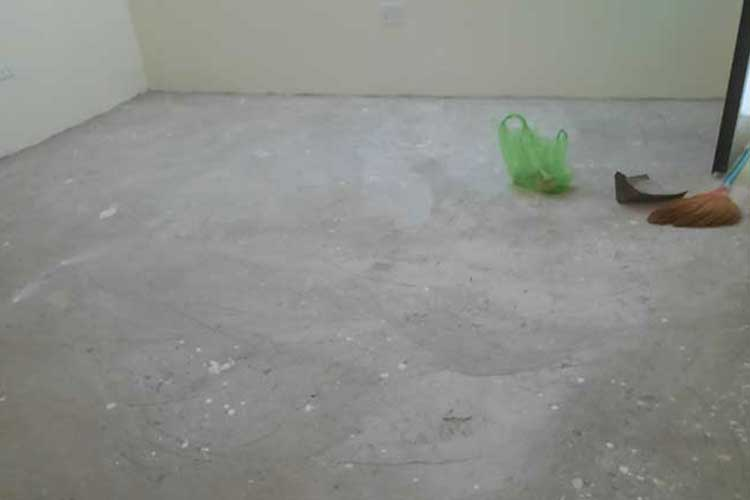 lắp đặt sàn gỗ công nghiệp thaipro tl206 tại hoa sơn ứng hòa