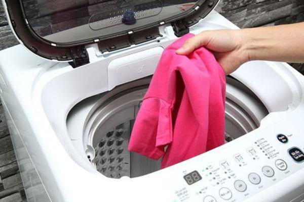 lý do làm máy giặt ngốn điện