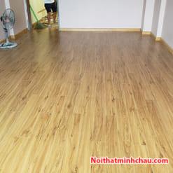Sàn gỗ Winfloor W69 12mm hoàn thiện