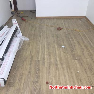 sàn gỗ winmart floor wm12 12mm hoàn thiện