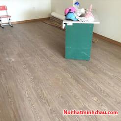 sàn gỗ winmart floor wm15 12mm hoàn thiện