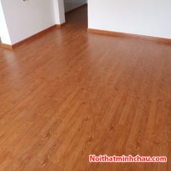 sàn gỗ winmart floor wm16 12mm hoàn thiện