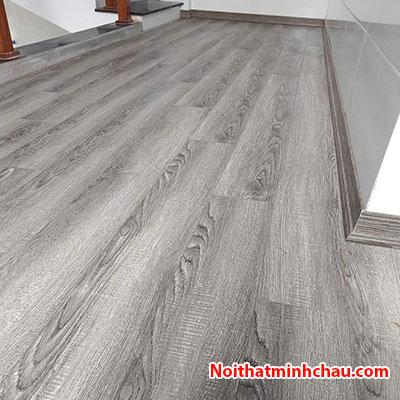 sàn gỗ winmart floor wm19 12mm hoàn thiện