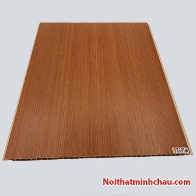 Tấm nhựa giả gỗ ốp tường IBT Wall IT8201