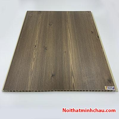 Tấm nhựa giả gỗ ốp tường IBT Wall IT8205