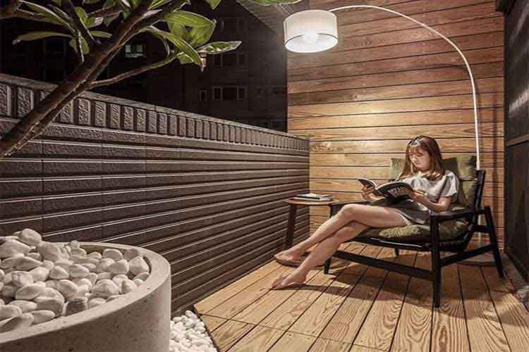 lát sàn gỗ ban công chung cư dùng loại nào tốt nhất