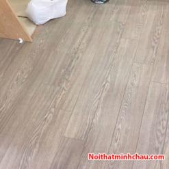 Sàn gỗ Rainforest IR-AS-585V 12mm hoàn thiện