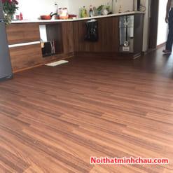 Sàn gỗ Rainforest IR80 8mm hoàn thiện