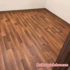 Sàn gỗ Smartwood HP811 8mm hoàn thiện