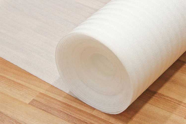Xốp lót sàn gỗ giá bao nhiêu