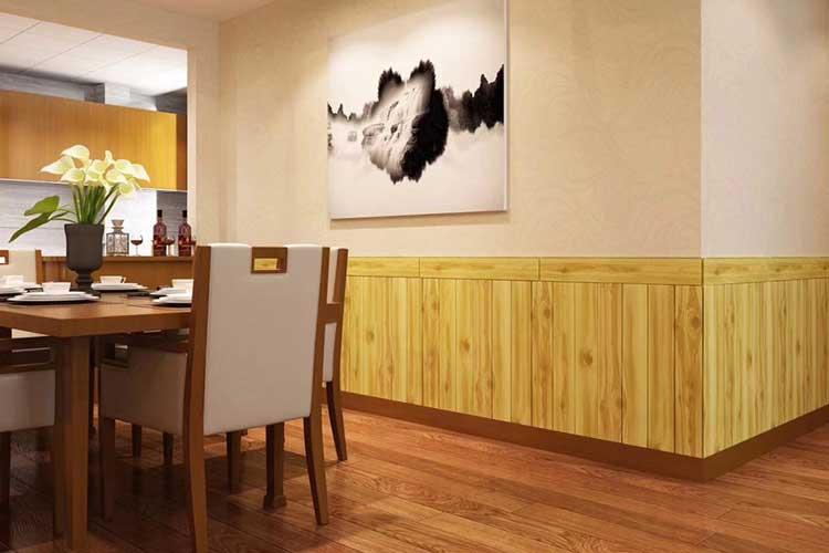 giá xốp dán tường 3d giả gỗ tại hà nội